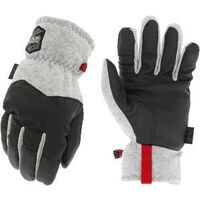 GLOVES CLDPROT GDE BLK/GRY MED