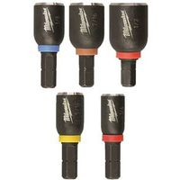 Milwaukee 49-66-4563 Shockwave Nut Driver Sets