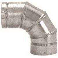 Selkirk 104230 Adjustable Gas Vent Elbow