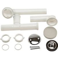 Moen 90530 Tub/Shower Drain Assembly With Lift-N-Drain