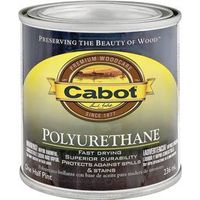 Cabot 8017 Oil Based Interior Polyurethane
