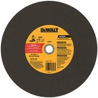 Dewalt DW8003 Type 1 Chop Saw Wheel