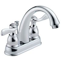 Delta Windemere Traditional Lavatory Faucet