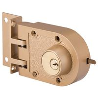 LOCK JIMMY PROOF DBL CYLINDER