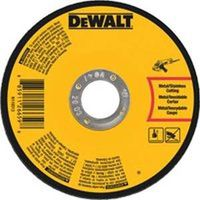 Dewalt DWA8054 Type 1 Small Diameter Cut-Off Wheel