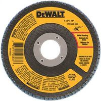 Dewalt DWA8207 Type 29 Coated Flap Disc