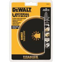 Dewalt DWA4211 Semi-Circle Oscillating Blade