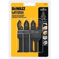 DeWalt DWA4215 Oscillating Blade Set