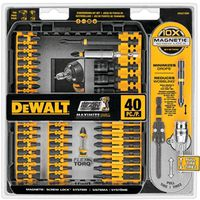 Dewalt Screwdriver Bit Set