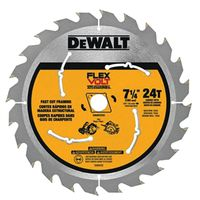 BLADE CIRC SAW 7-1/4IN 24TPI