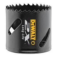 HOLESAW BI-MTL 2-1/8 IN (54MM)