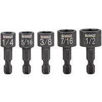 SET NUT DRIVER COMPACT 5PC