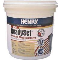 WW Henry FP0RSET044 Readyset Mastic Adhesive
