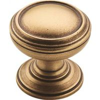 Amerock Revitalize BP55342GB Round Cabinet Knob
