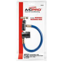 HOSE RECHARGE R134A REUSABLE