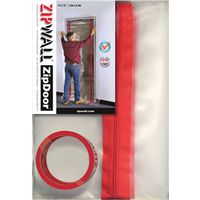 Zipwall ZDS Zipdoor Dust Containment Kit