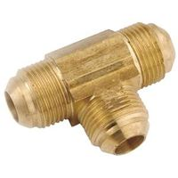 Anderson Metal 54844-06 Flare Tube Fitting