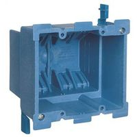 Carlon Super Blue BH234R Old Work Outlet Box