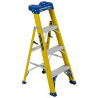 LADDER CROSS STEP FBRGLS 4FT