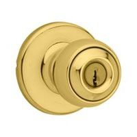 Kwikset Polo 400400P36 Entry Knob Lock