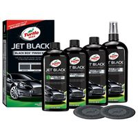BLACK CAR FINISH KIT LIQ BLACK