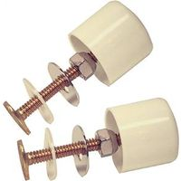 Danco 88883 Toilet Bolt With Plastic Screw-On Cap