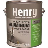 Aqua-Brite 558 Aluminum Roof Coating