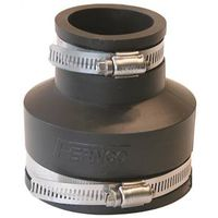 Fernco 1056 Flexible Dwv Pipe Reducing Coupling