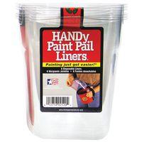 Bercom 2520-CT Handy Paint Pail Paint Pail Liners