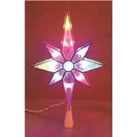 DECOR STAR BETH 11IN LED COLOR