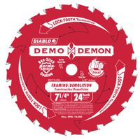Diablo Demo Demon D0724DA Circular Saw Blade