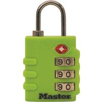Master Lock 4684T Luggage Lock