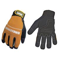 GLOVE TRADESMAN SYN SUEDE MED
