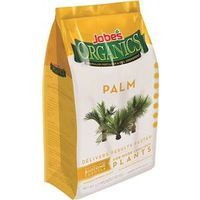 FERTILIZER PALM ORGANIC 4LB