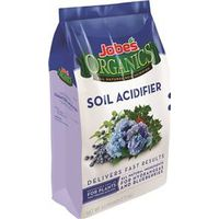 SOIL ACIDIFIER ORG 0-0-0 6LB