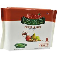 SPIKE FRUIT/NUT ORGANIC 8PK