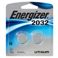 Energizer 2032BP-2 Coin Cell Battery
