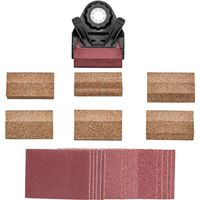 Multi-Master 63806183013 Profile Sanding Kit