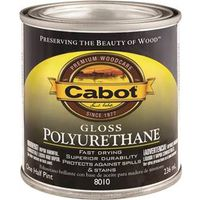Cabot 8010 Oil Based Interior Polyurethane