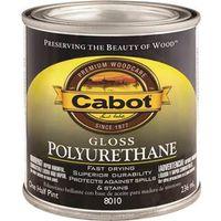 Cabot 8010 Oil Based Interior Polyurethane
