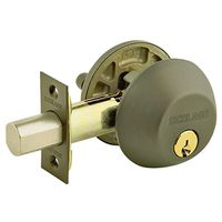 Schlage B60N613 Single Cylinder Dead Bolt