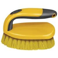 BRUSH SCRUB SMALL FOAM LG 5IN