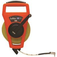 Lufkin Pro Open Reel Measuring Tape