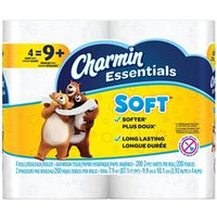 TISSUE BATH SOFT 4 GIANT ROLLS