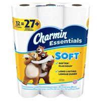 TISSUE BATH SOFT 12 DBL ROLLS