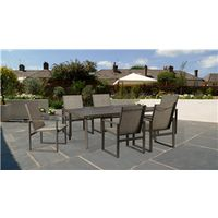 SIERRA SET DINING 7 PIECE