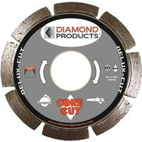 Diamond Products 20966 Segmented Rim Circular Saw Blade