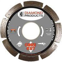 Diamond Products 20966 Segmented Rim Circular Saw Blade
