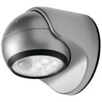 20031-101 LIGHT PORCH 6LED SIL