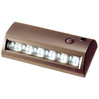 PATH LIGHT LED BRNOZE